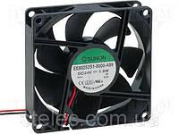 Вентилятор KD2408PTS1-13A (80x80x25, 24В) (EE80252S1-A99) /SUN/