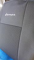 Чехлы на Ланос(горбы) Ав-Текс Люкс, фото 1