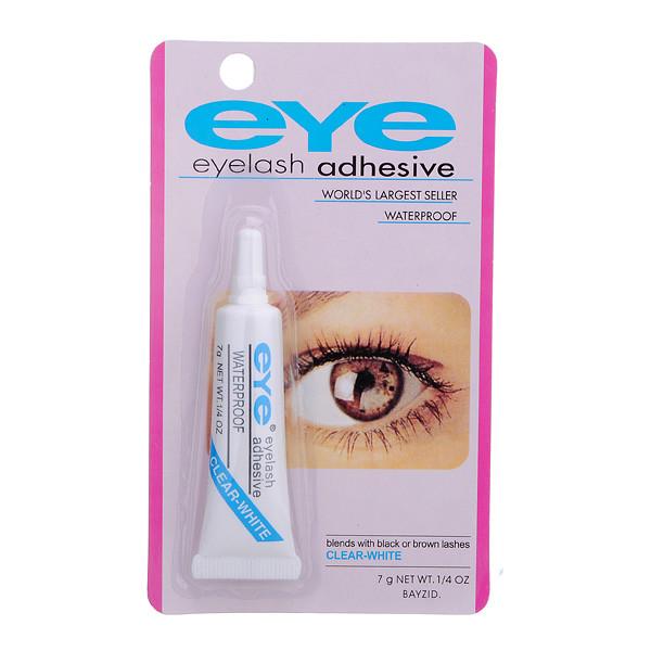 Клей для накладных ресниц Eyelash Adhesive прозрачный
