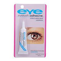 Клей для накладных ресниц Eyelash Adhesive прозрачный, фото 1