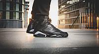 """Баскетбольные кроссовки Air Jordan 6 Retro (BG) """"Black Cat"""""""