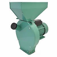 Кормоизмельчитель для зерна и початков кукурузы (зернодробилка) 2.8 кВт
