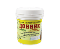 Монастырский Донник (буркун) с экстрактом медицинских пиявок 50 г (под заказ)