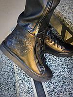 Ботинки Tom Hard из натуральной кожи с тонким мехом
