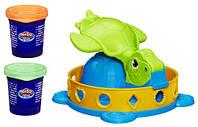 Игровой набор для лепки Hasbro Play-Doh Забавная черепашка (A0653)