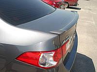 Спойлер лип багажника Honda Accord CL-8 2008-2012