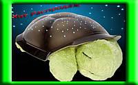 Детский музыкальный ночник черепашка звездное небо Nighttime Turtle constellation, проектор звездноенебо