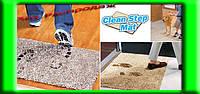 Придверной супер впитывающий коврик Clean Step Mat для прихожей и ванной
