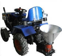 Гранулятор кормовых гранул Ярило (100 кг/час, матрица 150 мм) с приводом до мотоблока, мототрактора