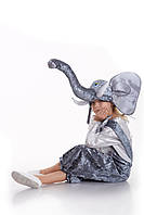 Детский костюм Слон, рост 110-125 см