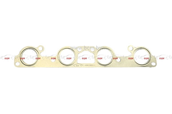 Прокладка коллектора ВАЗ 2190 дв.1,6; 16 кл. (выпуск)