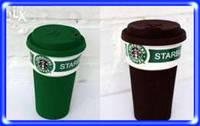 Термокружка керамическая StarBucks 008, чашка керамическая кружка Starbucks, стакан StarBucks, кружка старбакс 350