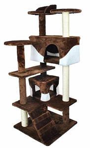 Когтеточка - домик для кота и кошки 120 см.