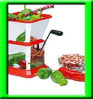 Измельчитель овощей ручной VEGETABLE GRATER