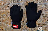 Зимние перчатки Puma / Пума