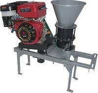 Гранулятор кормовых гранул Ярило (100 кг/час, матрица 150 мм) с приводом под двигатель (без двигат.)