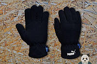 Зимние перчатки Puma / перчатки Пума