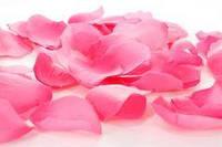 ИСКУССТВЕННЫЕ ЛЕПЕСТКИ РОЗ, 5*5 см розовый