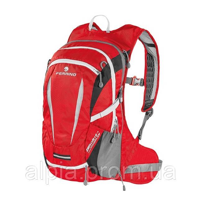 Спортивный рюкзак Ferrino Zephyr 15+3 Lite Red