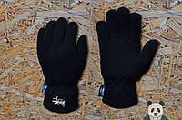 Зимние перчатки Stussy / Стусси