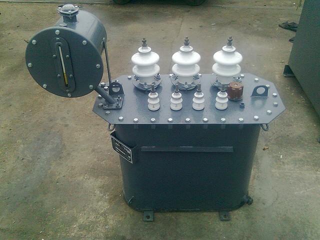 Трансформатор силовой масляный типа ТМ 25\10\6-0.4