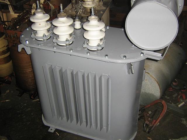 Трансформатор силовой масляный типа ТМ 40\10\6-0.4