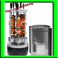 Электрошашлычница Domotec 6 шампуров BBQ