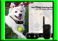 Тренировочный ошейник для собаки Remote Pet Training Collar with LCD Display (Ремоут Пет Трейнинг Колар)