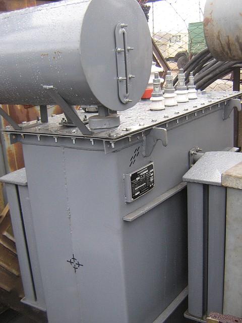 Трансформатор силовой масляный типа ТМ 400\10\6-0.4