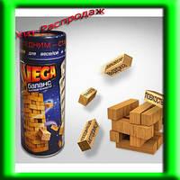 Логическая, деревянная игра Vega