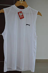 Футболка Slazenger S/Less T Senior 20 White L