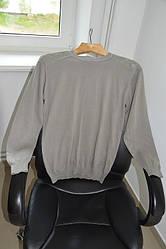 Свитер No Fear Patch Knit Senior Stone S