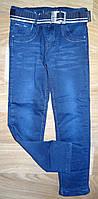 Джинсы утепленные для мальчиков оптом Taurus 134-164 см. № L15