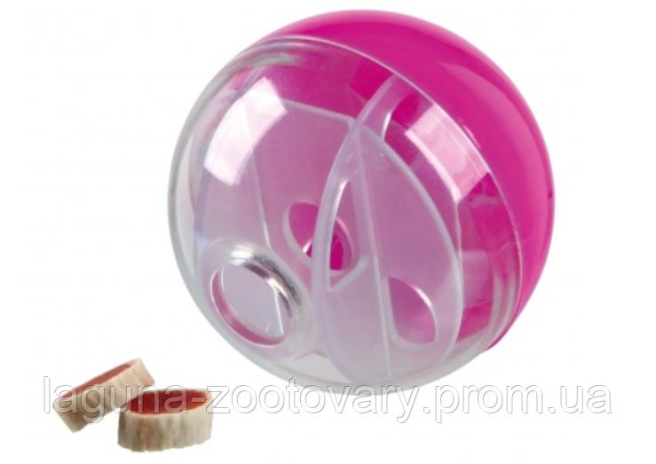 Мяч - кормушка для  кошек, 5 см