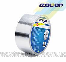 IZOLON ALU скотч алюминиевый 75ммх40м