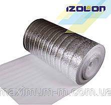 IZOLON AIR 10мм. ламинированный металлизированной пленкой.