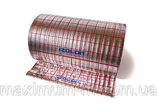IZOLON AIR 4 мм з розміткою під тепла підлога (лавсанова плівка)