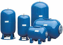 Гідроакумулятори Elbi (Італія) для питного водопостачання.