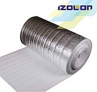 IZOLON AIR 4 мм ламинированный металлизированной пленкой.
