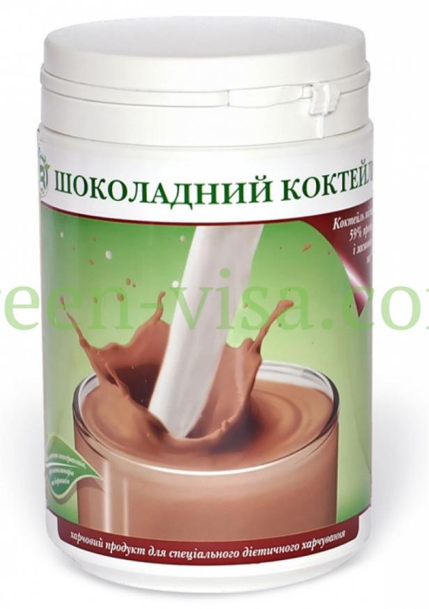 """Коктейль """"Шоколадний""""  450 гр. (18 порцій) - Інтернет-магазин СКАРБНИЧКА в Хмельницком"""