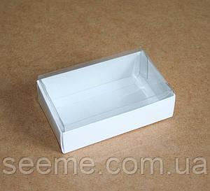 Коробка с пластиковой крышкой 95х60х30 мм.