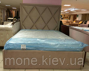 """Кровать """"Аморе"""" с мягким изголовьем любой формы, фото 2"""