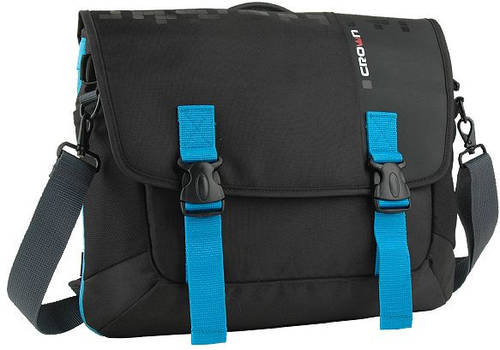 "Оригинальная, яркая сумка для ноутбука до 15,6"" Crown Harmony CCH-3315BBU"
