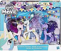 My Little Pony Festival Princess Parade Парад принцесс Селестия Принцесса Луна Каденс
