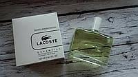Lacoste Essential  тестер. описание духов лакоста. лакост мужские духи фото.