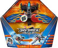 Летающая машина- самолёт 2в1 на радиоуправлении, Hot Wheels Sky Shock RC Оригинал из США