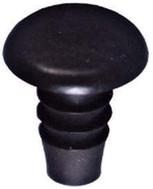 Колпачок (заглушка) пальца дверной петли нижний (пластик) OPEL Astra-F/G/H Zafira-A/B Corsa-C Meriva-A Tigra-B
