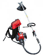Мотокоса бензиновая ранцевая SOLO 155, 2,3 кВт/3,1 л.с., 4-х зубч.нож, 11 кг