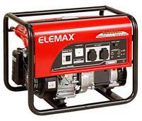 Бензиновый генератор Elemax SH-3900 EX, 3.3 кВA, дв.Honda GX200, ручной пуск