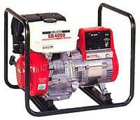 Бензиновый генератор Elemax SH-4000, 3.7 кВA, дв.Honda GX 240, ручной пуск